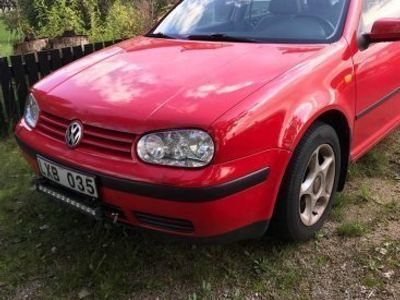 begagnad VW Golf