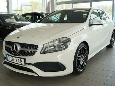 begagnad Mercedes A180 // AMG // 122hk