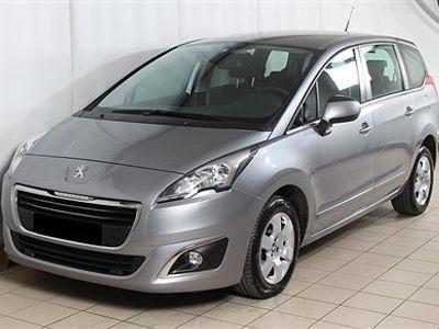 begagnad Peugeot 5008 Active+ 1,6 BlueHDi 120hk - VISNINGSEX