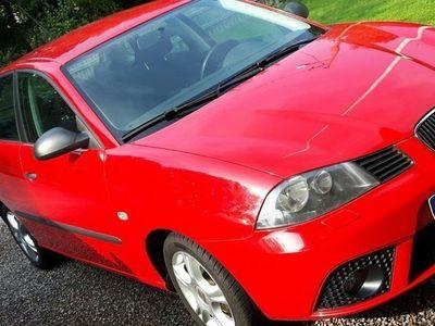 begagnad Seat Ibiza 1.4 5-dörrar