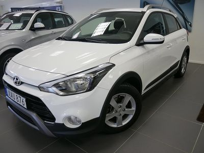 begagnad Hyundai i20 Active paket, dragkrok