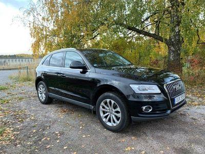 begagnad Audi Q5 S-Tronic, drag, panoramaglastak -16