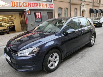 begagnad VW Golf 1.6 TDI 5D BT 4M LM S+V-Hjul
