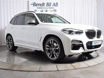 begagnad BMW X3 M40i 360hk / Innovation / Glastak / Adaptiv Farthållare