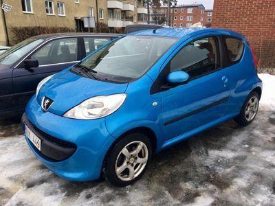 gebraucht Peugeot 107 1.0 Lågmil Byte -07