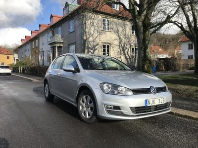 begagnad VW Golf 5-dörrar 1.4 TSI Style