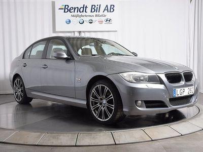 begagnad BMW 320 d xDrive Sedan Comfort / Välvårdad -11