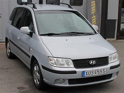 begagnad Hyundai Matrix 1,5 CRDI / ACC / Skinn / Worldcup edt -08
