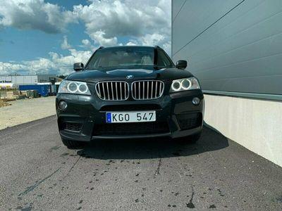 begagnad BMW X3 X3XDRIVE35D