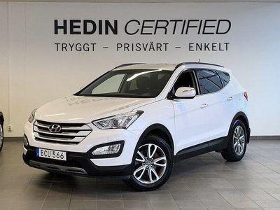 begagnad Hyundai Santa Fe 2.2 CRDi-R 4WD 197hk *V-hjul