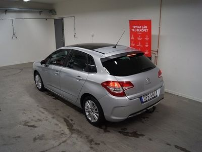 begagnad Citroën C4 SÅLD