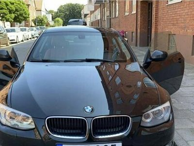 begagnad BMW 320 3C 3ER REIHE D