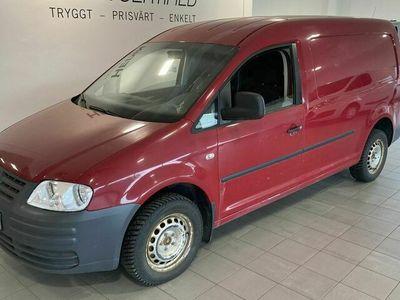 begagnad VW Caddy Volkswagen Caddy Maxi 1.9 TDI 4Motion Manuell, 105hk, 2010
