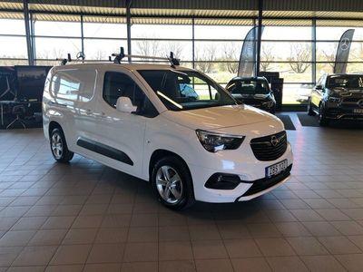 begagnad Opel Combo Cargo L2H1 Automat 130HK 1.5L