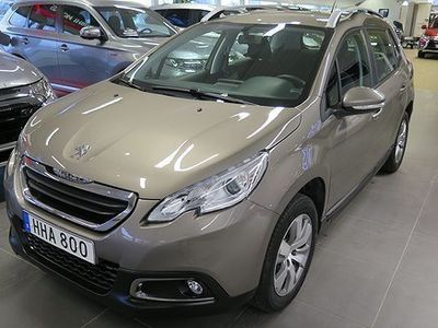 gebraucht Peugeot 2008 1.2 VTi 82hk Active Automat -15