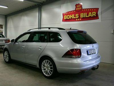 begagnad VW Golf Variant 2.0 TDI Sport 140hk
