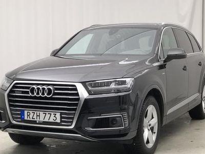 begagnad Audi Q7 3.0 TDI e-tron quattro 2018, SUV 570 000 kr