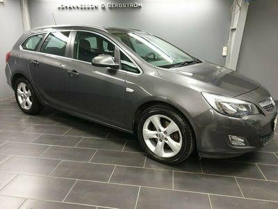 begagnad Opel Astra Sports Tourer 1.7 CDTI 125hk