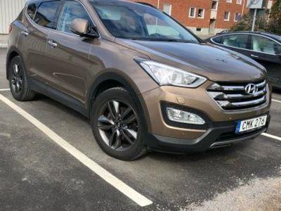 käytetty Hyundai Santa Fe Premium Plus -14