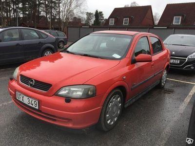 brugt Opel Astra 1.6 - Kamrem behöver bytas -03