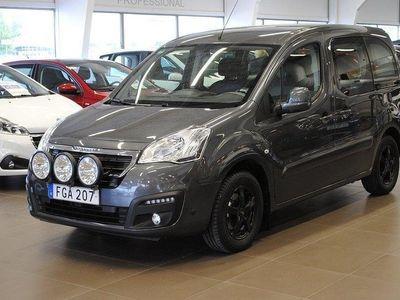 begagnad Peugeot Partner Tepee 1.6 BlueHdi 100 Hk ETG6