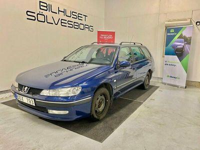 begagnad Peugeot 406 Break 2.2 NYBES, SERVAD 158hk