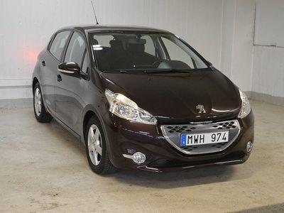 usata Peugeot 208 1.4 HDi Automat 4201 mil