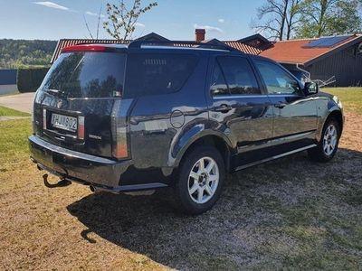 begagnad Cadillac SRX V6 3.6 4x4 7-sits