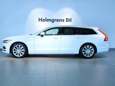 begagnad Volvo V90 D5 AWD (235hk) Momentum Drag. Navi. Voc