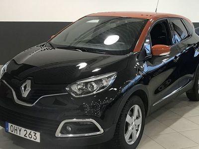begagnad Renault Captur 1.2tce DYNAMIQUE AUTOMAT