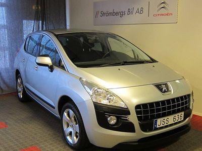 begagnad Peugeot 3008 1.6 Turbo (156hk) Automat