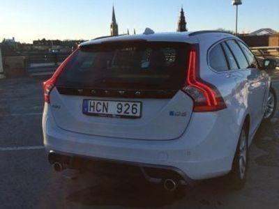 begagnad Volvo V60 D5 R-Design Polestar -13