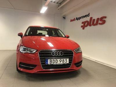 begagnad Audi A3 1.2 TFSI 110 HK