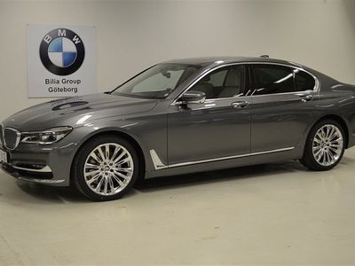begagnad BMW 730 d xDrive / Exteriördesign Pure Excell -16
