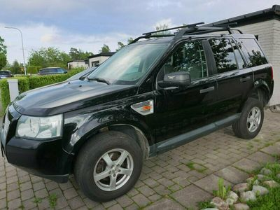 begagnad Land Rover Freelander