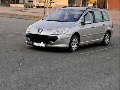 begagnad Peugeot 307 1,6 109hk
