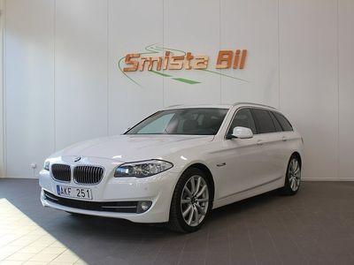 begagnad BMW 525 d xDrive, D-Värme, Drag, 218hk PÅKOSTAD
