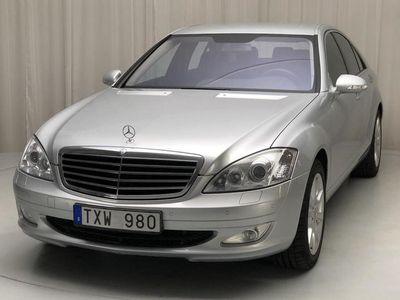 begagnad Mercedes S350 S-KlassW221