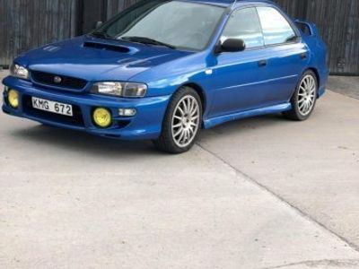 gebraucht Subaru Impreza GT t skick -99