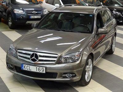 begagnad Mercedes C200 CDI 136HK Automat Sv såld