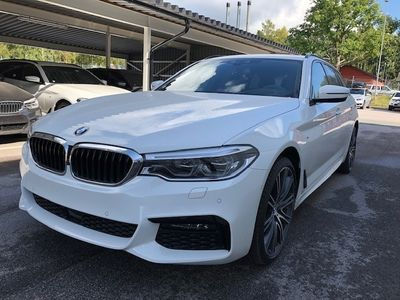 begagnad BMW 530 i xDrive M-Sport/ Innovation Edition/ Driving Assistant Plus