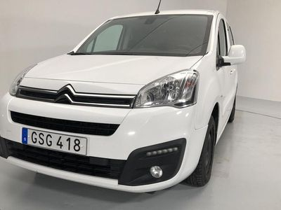 begagnad Citroën Berlingo Family Multispace 1.6 BlueHDi