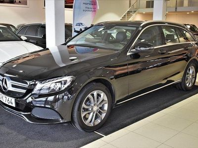 begagnad Mercedes C220 T d 4MATIC Aut Panorama E
