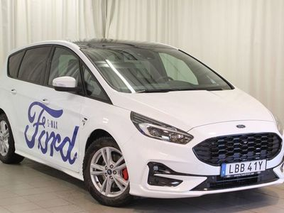 begagnad Ford S-MAX ST-LINE 2,0 EcoBlue 190hk AWD Auto 8-stegs 7-sits