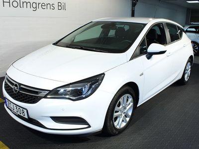 brugt Opel Astra Enjoy 5d 1.0T 105hk -18 Kampanj