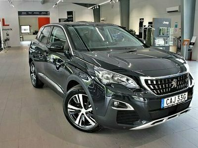 begagnad Peugeot 3008 FRI SERVICE Allure Plug-in Hybrid Automat 2020, SUV Pris 344 900 kr