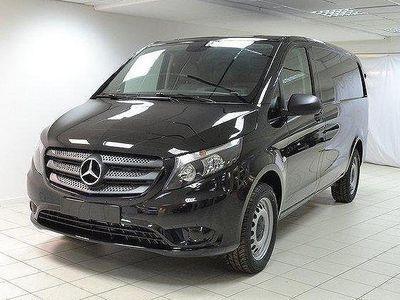 begagnad Mercedes Vito 116 CDI Aut 4x4 Kampanjpris