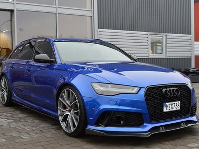 begagnad Audi RS6 AVANT PERFORMANCE