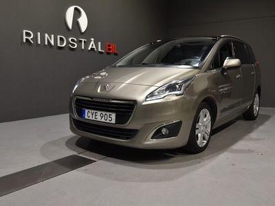 begagnad Peugeot 5008 1.6 e-HDi 114 HK AUT 7-SITS NAV NYSERV
