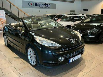 begagnad Peugeot 207 CC 1.6 VTi 2008